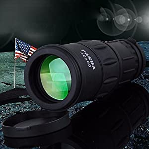 Waterproof Super High Power 40 X 60 Portable HD OPTICS Outdoor Travel Monocular Telescope zoom