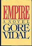 Empire, Gore Vidal, 0394561236