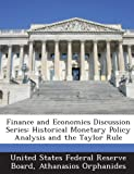 Finance and Economics Discussion Series, Athanasios Orphanides, 1288714033