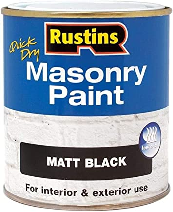 Rustins MASPB500 Masonry Paint - Best Design Technology