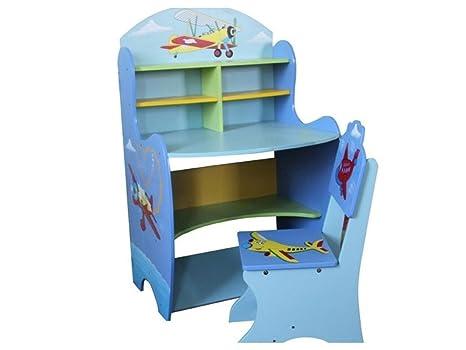 Disegno Uomo Alla Scrivania : Antyki set tavolo e sedia bambini scrivania per bambini ragazzi