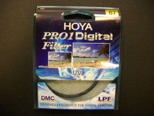 Hoya 67mm Ultraviolet (UV) Multi-Coated Glass Pro 1 Digital Filter