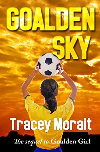 Book: Goalden Sky by Tracey Morait