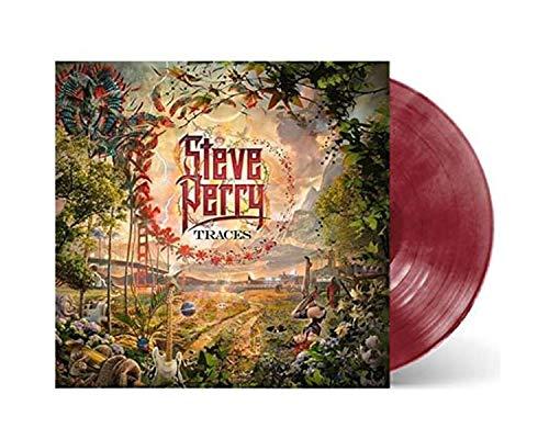 Steve Perry-Traces- Exclusive Maroon Vinyl (The Best Of Steve Perry)