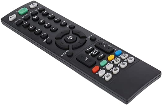 TAOHOU Universal Smart TV Remote Control for LG AKB33871407 Television Controller Black: Amazon.es: Hogar