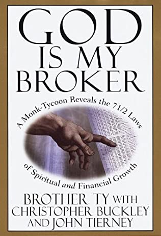 book cover of God is My Broker