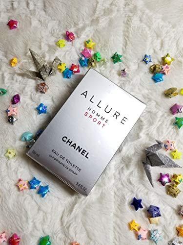 Chane| Allure Homme sport edt spray 3.4 Fl 0z.(100 ml) -