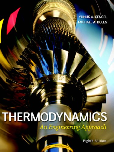 Thermodynamics: An Engineering Approach: An Engineering Approach Pdf