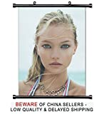 Gemma Ward Sexy Model Actress Fabric Wall Scroll Poster (16x21) Inches