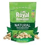 Royal Hawaiian Orchards Macadamias Natural Roasted, 5 Ounce