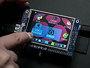 """PiTFT 2.8"""" Touchscreen for the Raspberry Pi"""