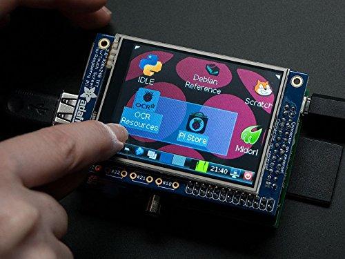 Adafruit PiTFT Mini LCD Kit