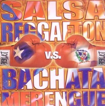 Salsa Reggaeton vs. Bachata Merengue