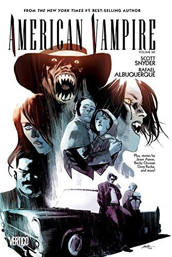 Search : American Vampire Vol. 6