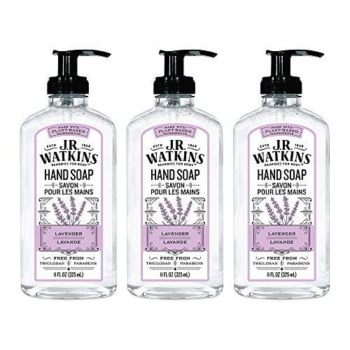 J R Watkins Hand Soap Lavender
