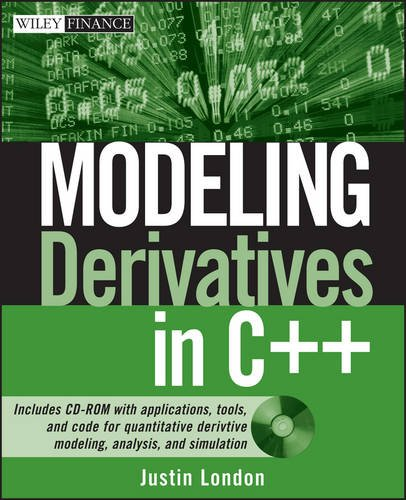 Modeling Derivatives in C++ by Wiley