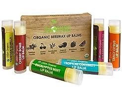 USDA Organic Lip Balm by Sky Organics - ...
