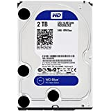 WD Blue 3TB Desktop Hard Disk Drive - SATA 6 Gb/s 64MB Cache 3.5 Inch - WD30EZRZ (Certified Refurbished)