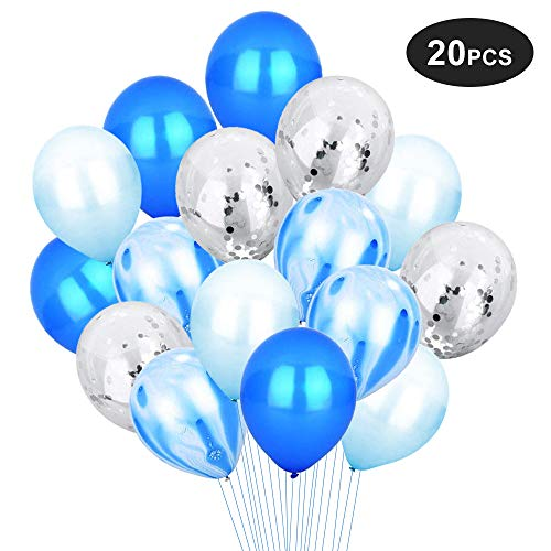 Festive & Party Supplies Dashing 50pcs 18inch Round Foil Gender Reveal Boy Or Girl Balloon Helium Balls Baby Shower Birthday Party Decorations Pink Blue Toys Sufficient Supply Ballons & Accessories