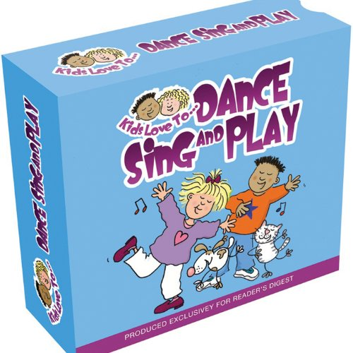 Kids Love To: Dance, Sing & Play 3cd Box Set