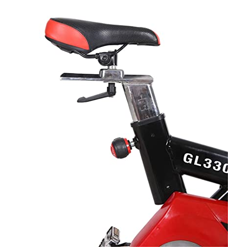 Lcyy-Bike Entrenadores De Bicicleta Resistencia Magnética 18 Kg Volante Cardio Entrenamiento Ajustable Manillares Y Altura del Asiento: Amazon.es: Deportes ...
