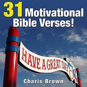 31 Motivational Bible Verses! Audiobook