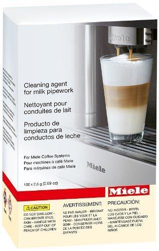 Agente de limpieza para máquinas de leche de tuberías Miele CVA 5060/5065 by Miele