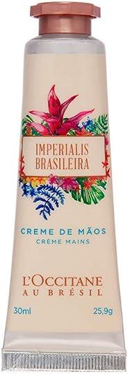 Creme de Mãos Imperialis Brasileira L'Occitane au Brésil 30ml