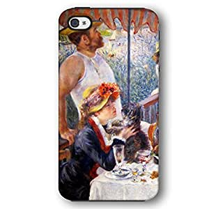 Pierre-Auguste Renoir Luncheon of the Boating Party For Iphone 5C Case Cover Armor Phone Case