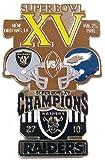 Super Bowl XV Oversized Commemorative Pin
