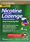 Good Sense Nicotine Lozenge Mint 4 Mg Case Pack 6