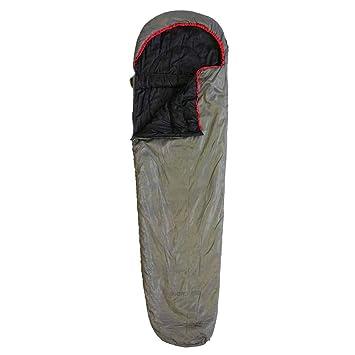 North Star - Saco de dormir alpino MICRO 650 - Saco de dormir alpino mummy Unisex Adulto. Saco tipo momia con bolsa de compresión.