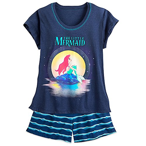 Disney Little Mermaid Short Sleep