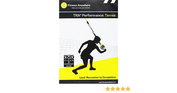 Planet Fitness Tennis - 2 DVD de Entrenamiento de Tenis (en inglés)