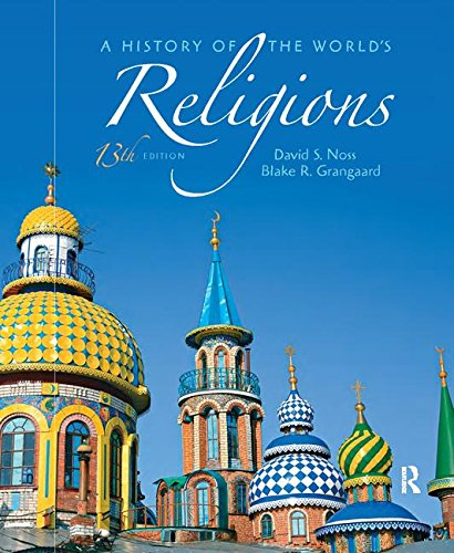 205167977 - A History of the World's Religions