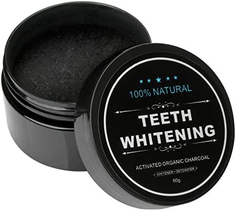Mouthwash: Iwotou Teeth Whitening Charcoal Powder