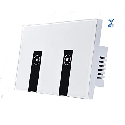 Wifi Smart remote light switch - Wall Touch Switch, Wireless