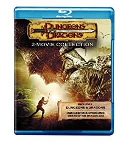 Dungeons & Dragons 2-Movie Collection (Bilingual) [Import]