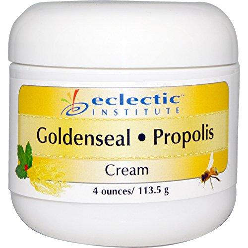 Eclectic Goldenseal Propolis Cream 4 Ounces, Orange, 4 Ounce For Sale