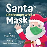Santa's Christmas with a Mask: A fun Christmas book for children