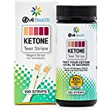 Keton test strips | Perfect Keto Strip For Low Carb, Atkins, Diabetic And Ketogenic Diet