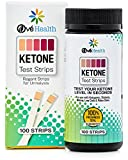 #5: Ketone test strips | Perfect Keto Strip For Low Carb, Atkins, Diabetic And Ketogenic Diet