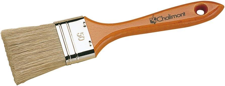 Cepillo/pincel tipo cola de Morue para barnizar 80–L 'outil parfait