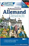 ASSiMiL Perfectionnement Allemand: Deutschkurs für Französischsprechende - Lehrbuch (Niveau B2-C1)