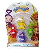 Teletubbies 4 Figure Family Pack Set B by Character Options