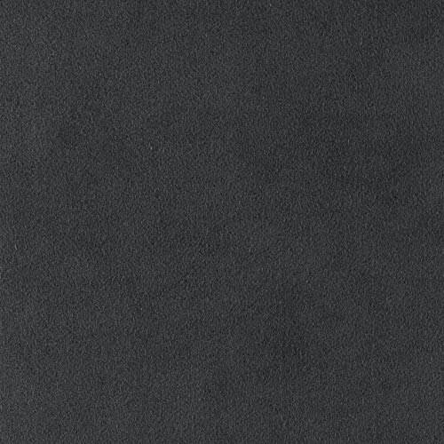 (Ultrasuede HP Solid Charcoal Fabric by The Yard)