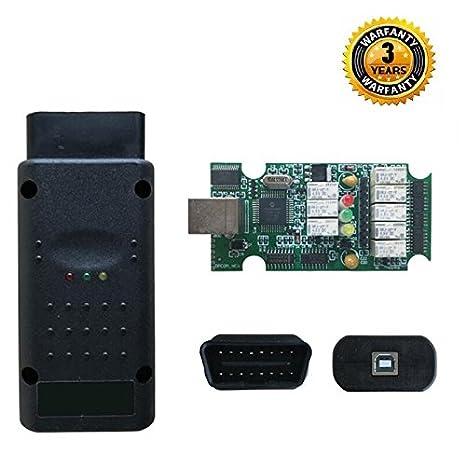 Goldplay V1.7 OBD OBDii Diagnostic code scanner interface reader for Opel