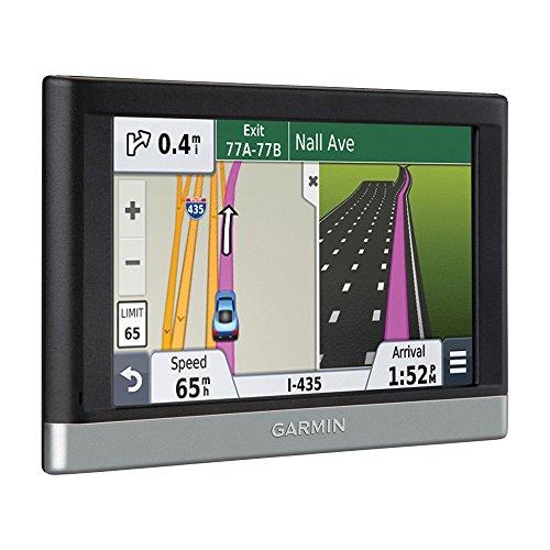 Garmin nuvi 2597LMT 5' Bluetooth GPS Navigation w/Lifetime Map Traffic Mount Bundle