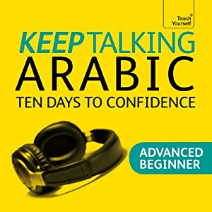 Keep Talking Arabic Speech