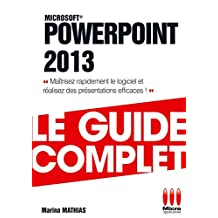 GUIDE COMPLET POWERPOINT 2013